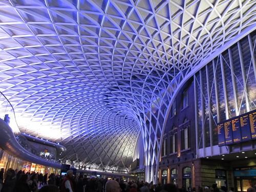 Chiêm ngưỡng những nhà ga đẹp nhất thế giới - anh 7