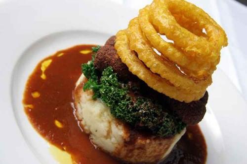 Top 8 nhà hàng chay ngon nhất thành phố London - anh 7