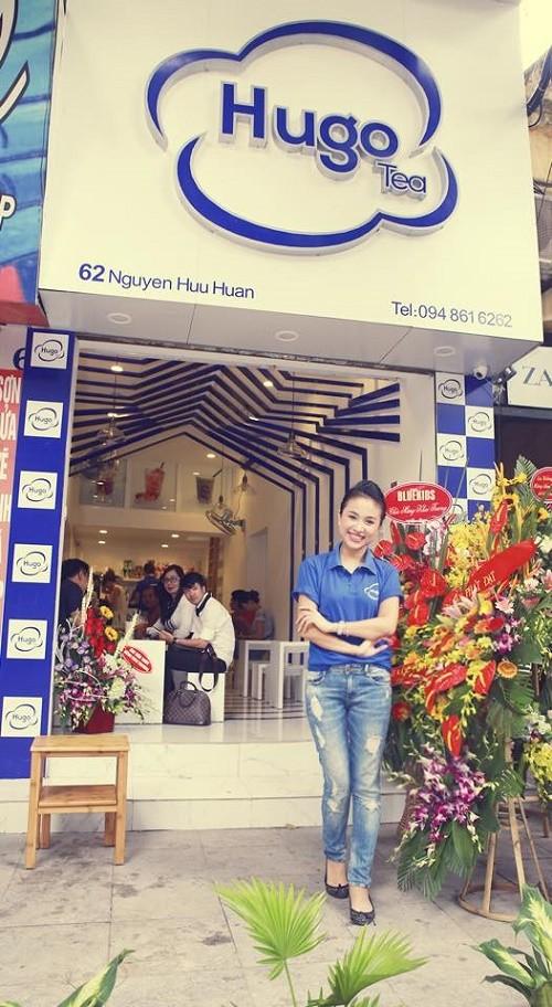 Ghé Hugo Tea thưởng thức hương vị trà Việt giữa lòng Hà Nội - anh 1