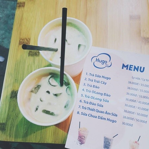 Ghé Hugo Tea thưởng thức hương vị trà Việt giữa lòng Hà Nội - anh 3