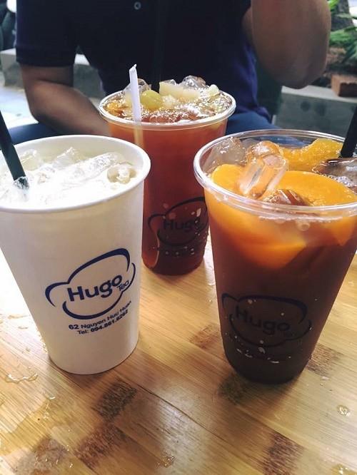 Ghé Hugo Tea thưởng thức hương vị trà Việt giữa lòng Hà Nội - anh 8