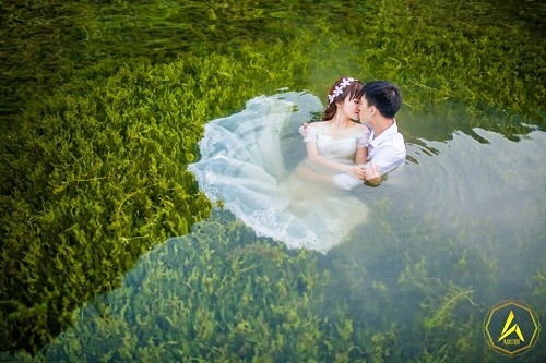 Lãng mạn ảnh cưới ở miền đất Tràng An Ninh Bình - anh 1