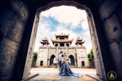 Lãng mạn ảnh cưới ở miền đất Tràng An Ninh Bình - anh 11