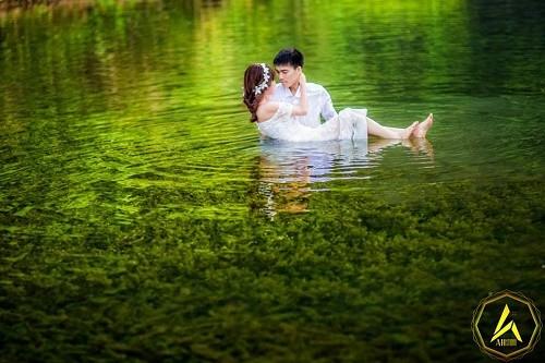 Lãng mạn ảnh cưới ở miền đất Tràng An Ninh Bình - anh 2