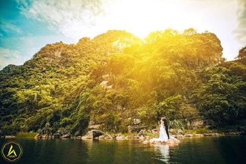 Lãng mạn ảnh cưới ở miền đất Tràng An Ninh Bình - anh 3