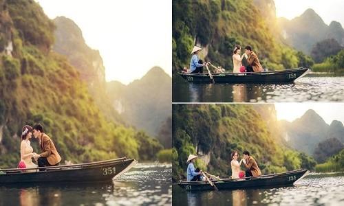 Lãng mạn ảnh cưới ở miền đất Tràng An Ninh Bình - anh 4