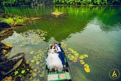 Lãng mạn ảnh cưới ở miền đất Tràng An Ninh Bình - anh 6