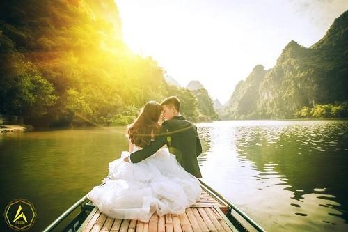 Lãng mạn ảnh cưới ở miền đất Tràng An Ninh Bình - anh 7