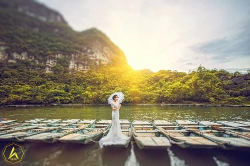 Lãng mạn ảnh cưới ở miền đất Tràng An Ninh Bình - anh 9