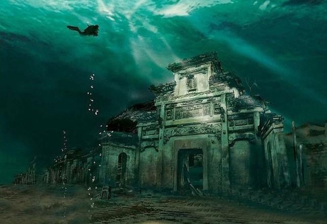 Lạc vào thế giới cổ xưa tuyệt vời nhất thế giới - anh 1