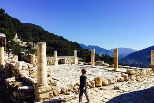 Lạc vào thế giới cổ xưa tuyệt vời nhất thế giới - anh 10
