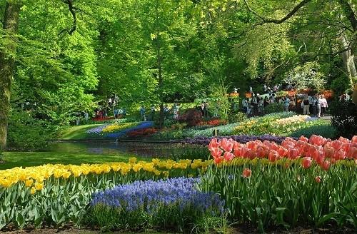 10 khu vườn đẹp như cổ tích trên khắp thế giới - anh 1