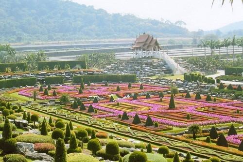 10 khu vườn đẹp như cổ tích trên khắp thế giới - anh 4