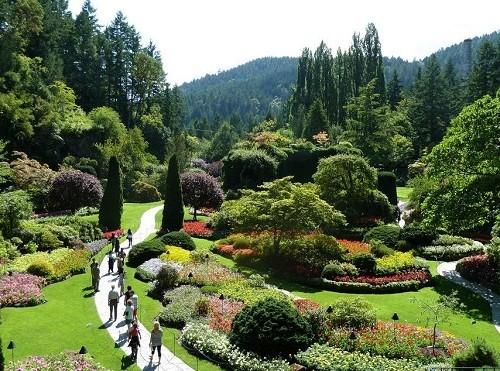 10 khu vườn đẹp như cổ tích trên khắp thế giới - anh 5