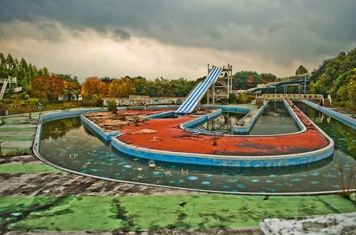 Ớn lạnh công viên bỏ hoang tại Nhật Bản - anh 4