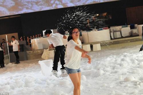 Ghé thăm công viên tuyết lớn nhất Đông Nam Á ở Thái Lan - anh 13