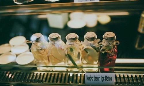 Điểm danh những quán trà detox checkin đẹp dành cho giới trẻ - anh 5