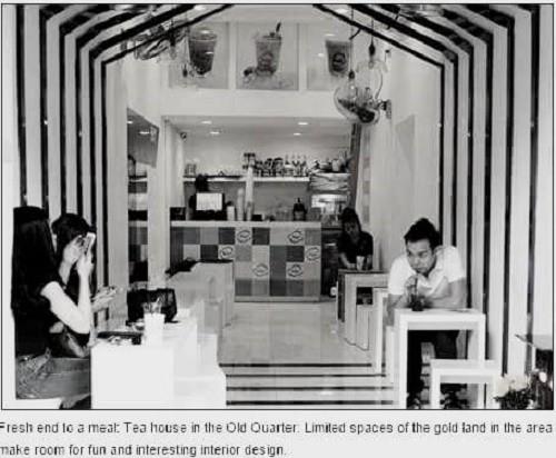 Hugo Tea của MC Vân Hugo được khen ngợi trên báo nước ngoài - anh 2