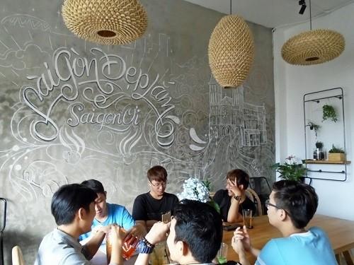 Sài Gòn ơi cafe - điểm đến tuyệt vời cho thứ hai đầu tuần - anh 1