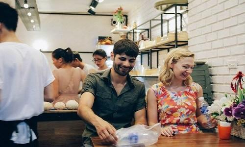 Điểm danh những quán đồ Thái ngon hút khách tại Hà Thành - anh 2