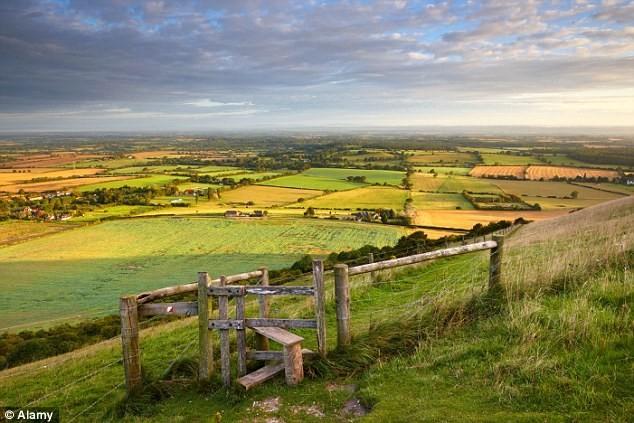 Sửng sốt trước cảnh đẹp tuyệt vời ở nước Anh - anh 12