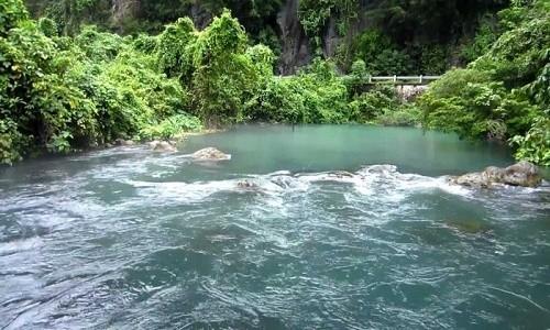 Suối Moọc - bản tình ca đẹp lung linh ở Quảng Bình - anh 4