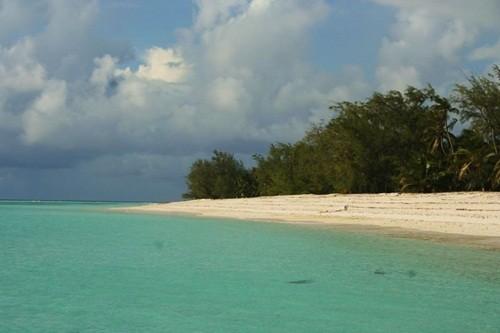 Những hòn đảo đẹp mê mẩn nhưng không có bóng người - anh 1