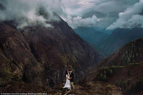 """""""Ngất ngây"""" với những bộ ảnh cưới đẹp đến xao lòng trên khắp thế giới - anh 20"""