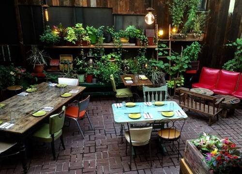 Những nhà hàng ngoài trời tốt nhất ở thành phố New York - anh 1