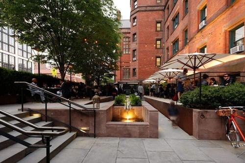 Những nhà hàng ngoài trời tốt nhất ở thành phố New York - anh 8