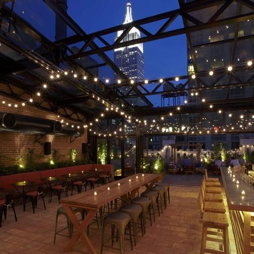 Những nhà hàng ngoài trời tốt nhất ở thành phố New York - anh 10