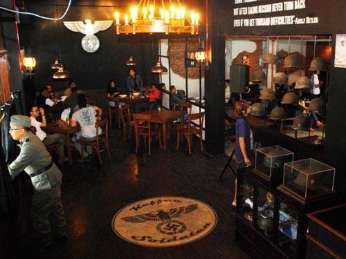 10 nhà hàng lạ lùng nhất trên thế giới - anh 4