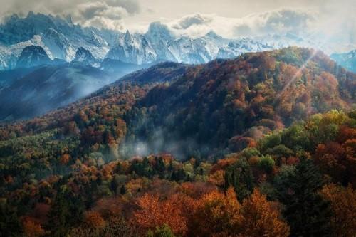 Cảnh sắc mùa thu đẹp ngỡ ngàng trên khắp thế giới - anh 12