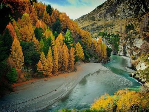 Cảnh sắc mùa thu đẹp ngỡ ngàng trên khắp thế giới - anh 13