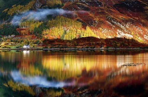 Cảnh sắc mùa thu đẹp ngỡ ngàng trên khắp thế giới - anh 5