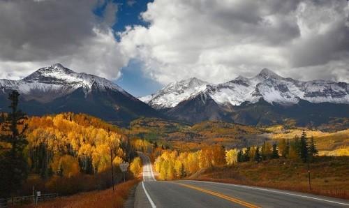 Cảnh sắc mùa thu đẹp ngỡ ngàng trên khắp thế giới - anh 8