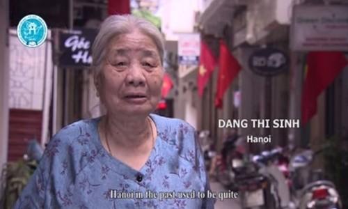 MC Vân Hugo duyên dáng bên hoa sen trong video quảng bá vẻ đẹp Hà Nội - anh 5