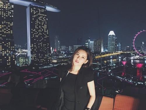 Hot girl nhóm Phở Milan Phạm dành cả tháng đi du lịch mừng sinh nhật - anh 7