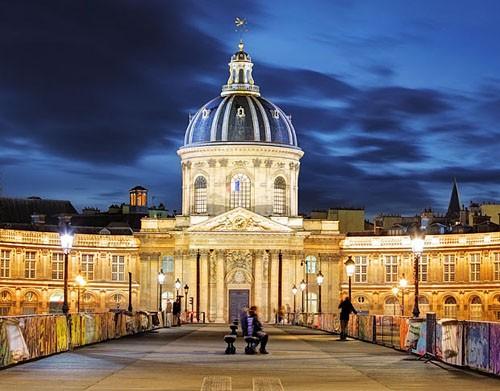 Ngắm cảnh mùa thu đẹp đến xao lòng ở Paris - anh 5