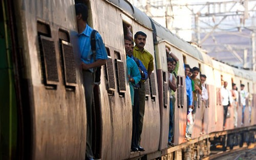 Kinh nghiệm du lịch bằng tàu hỏa đến Ấn Độ - anh 2