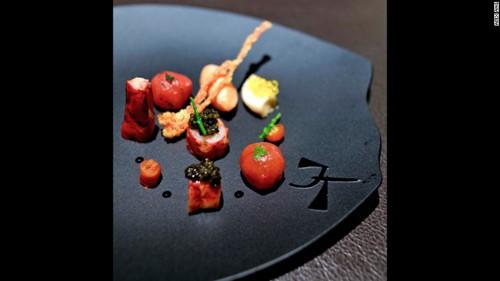 Top nhà hàng mới nổi ngon nhất tại Singaprore - anh 2