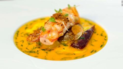 Top nhà hàng mới nổi ngon nhất tại Singaprore - anh 6