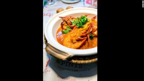 Top nhà hàng mới nổi ngon nhất tại Singaprore - anh 8