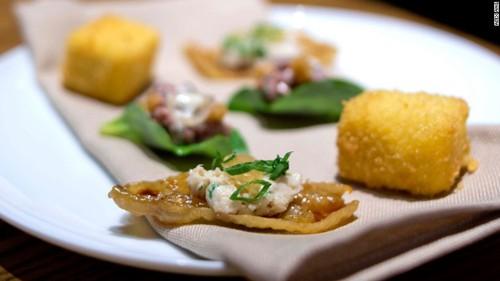 Top nhà hàng mới nổi ngon nhất tại Singaprore - anh 9