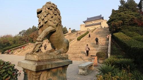 Ghé thăm Nam Kinh - Thành phố của các vị hoàng đế - anh 9