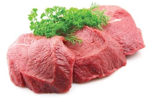 Những nguy hiểm khi ăn quá nhiều thịt - anh 1