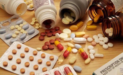 Những lưu ý về thực phẩm khi uống thuốc kháng sinh - anh 1