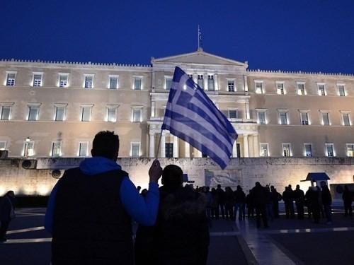 IMF: Hy Lạp chính thức vỡ nợ - anh 1