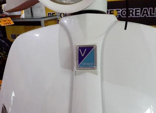 Tận mắt ngắm xe đạp điện Trung Quốc nhái siêu phẩm Vespa 946 - anh 2