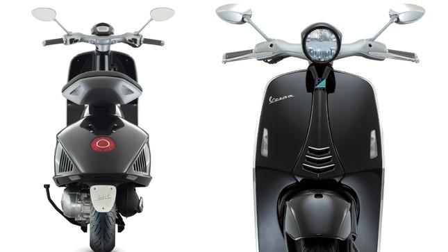 Tận mắt ngắm xe đạp điện Trung Quốc nhái siêu phẩm Vespa 946 - anh 4